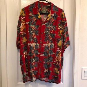 Pineapple Connection Hawaiian Button Down Shirt